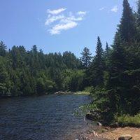Algonquin Park Canoe Trip