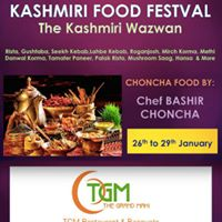 The Kashmir Food Festival