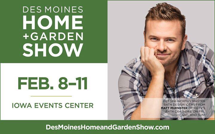 Des Moines Home U0026 Garden Show