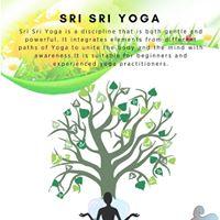 Sri Sri Yoga - Holistic Yoga Workshop