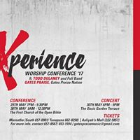 Gates Praise Worship Conference The Experience