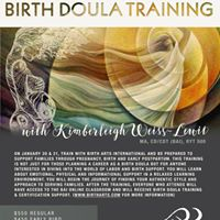Birth Doula Training