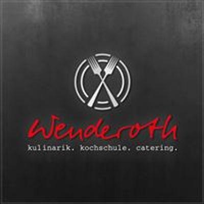 Wenderoth. Kochschule & Catering.