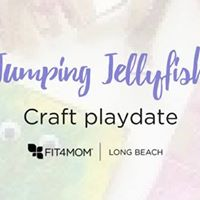 Jumping Jellyfish  Craft