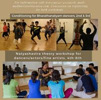 September Workshops - Body Conditioning and Natyashastra