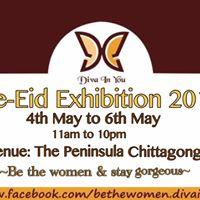 Pre-Eid Exhibition 2017