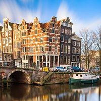 Holland &amp Belgium Break breakfast dinner &amp free bar from London