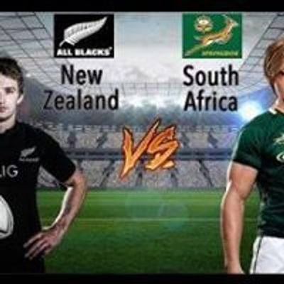 New Zealand v South Africa Rugby