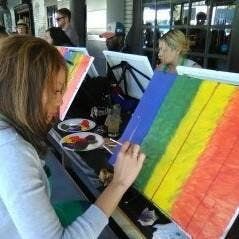 Members Social Painting Class