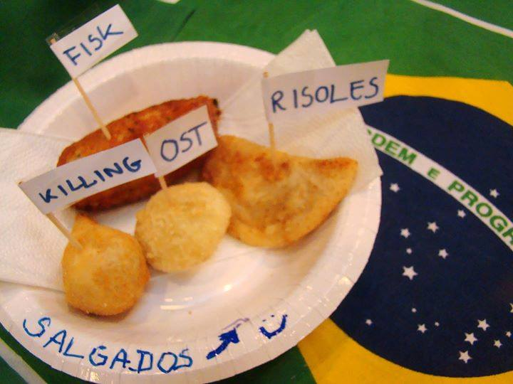 typisk brasiliansk mat