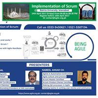 Workshop - Implementation of SCRUM - AgilePK