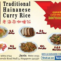 Shun Lai Authentic Hainanese Curry Rice Opening