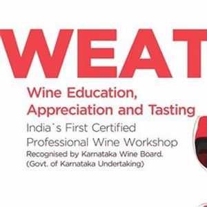 Wine Education Appreciation and Tasting Certified Workshop