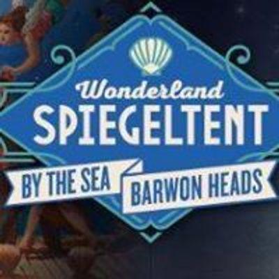 Wonderland Spiegeltent