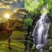683 Trilha trs cachoeiras na Serra do Pinhal - Itaara RS.