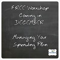 Managing Your Spending Plan - Chesterfield