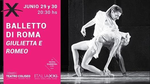Balletto di Roma - Giulietta e Romeo