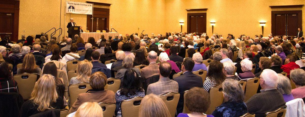 Third Annual Legislative Leaders Forum on Senior Issues