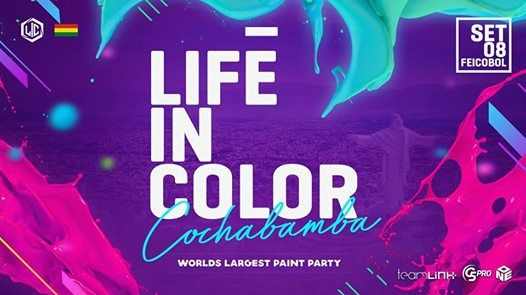 Life in Color - Cochabamba Bolivia