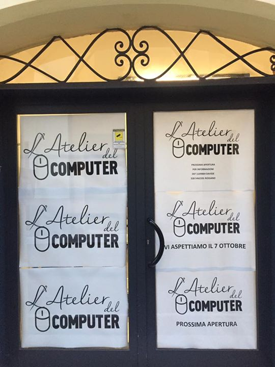 Inaugurazione nuovo punto vendita at L\'Atelier Del Computer ...
