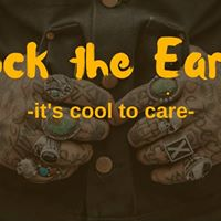 Rock the Earth its cool to care