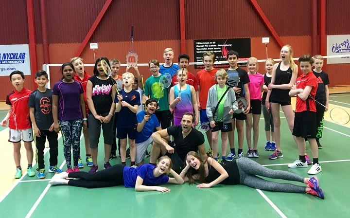Åke Sandins Minnestävling 2018 at Olympiahallen tennis   badminton ... 3c9a55ac6a8bf