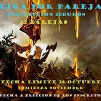 Liga Por Parejas the Magichammer