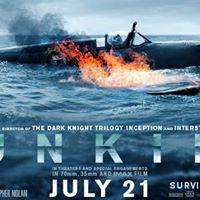 RSL Movie Fundraiser - Dunkirk