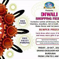 DIWALI SHOPING FIESTA