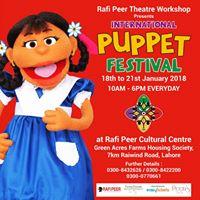 Puppet Festival 2018