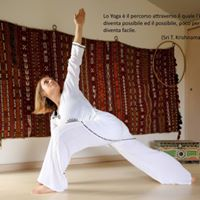 Sessione di Yoga