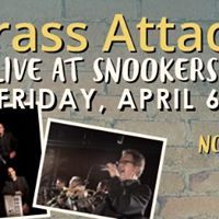 Brass Attack Live at Snookers