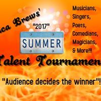 Utica Brews Summer Talent Tournament Round1
