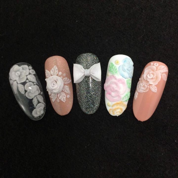 3D Acrylic Nail Art Class - Christchurch - 3D Acrylic Nail Art Class - Christchurch At Miss Bliss, Christchurch