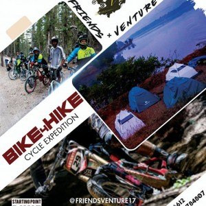 Bike For Hike - Cycle Expeditions