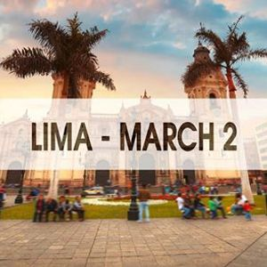 One-to-One MBA Event in Lima
