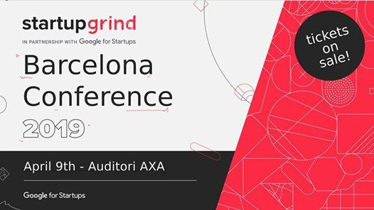 Startup Grind Tech Conference 2019