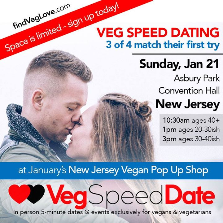 new jersey speed dating