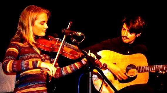 Maiden Voyage The Irish Folk Music of Haley Richerdson & Quinn Bachand