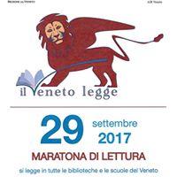 Il Veneto legge - Maratona di Lettura