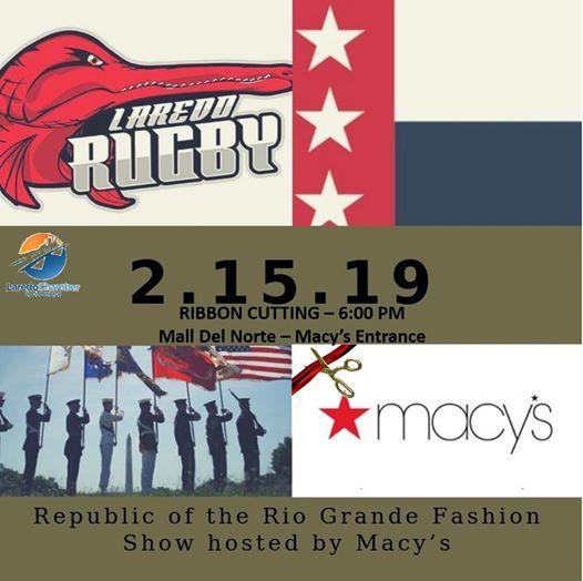 Republic of Rio Grande Rugby Fashion Show