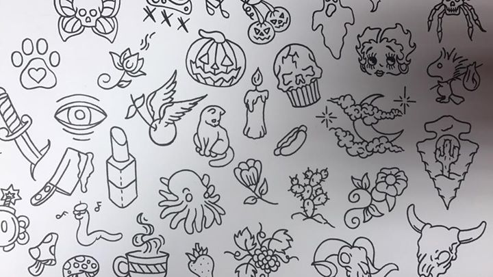 20 tattoos for friday the 13th at artistic tattoo phoenix for Black friday tattoo deals