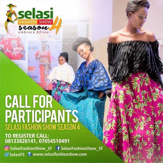 Selasi Fashion Show Season4