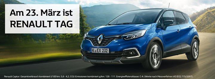 Renault & Dacia Tag am 23. Mrz 2019