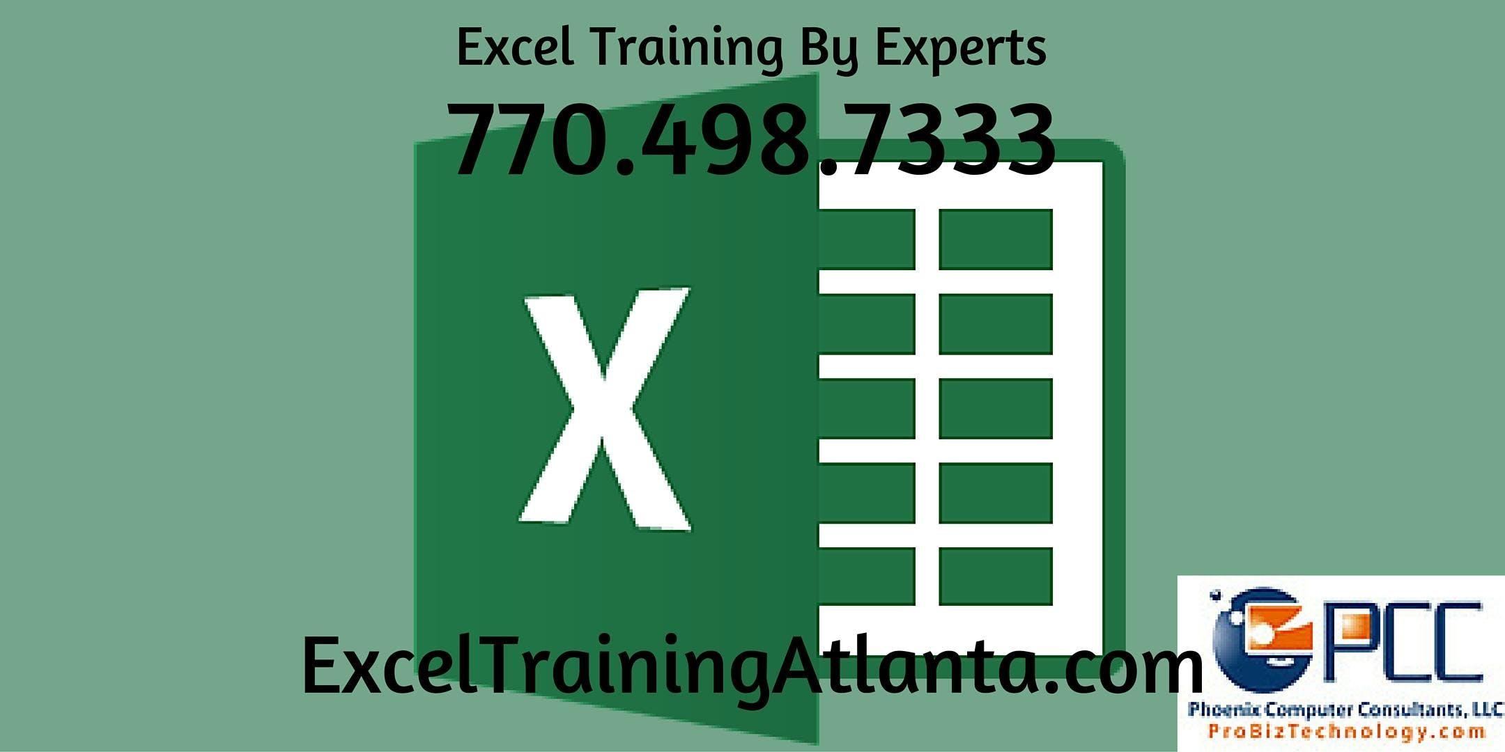 Excel 2013 Comprehensive Course - MCAS Certification Prep (Aug 2018)