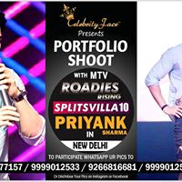 PhotoShoot with Bigg Boss 11 Priyank