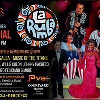 La Rumba LegendsOfSalsa - Furors Friday Salsa Social
