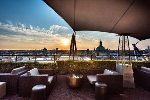 Rooftop Party con Dj set - Terrazza Hotel DEI  Cavalieri