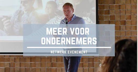 Meer Voor Ondernemers netwerk evenement