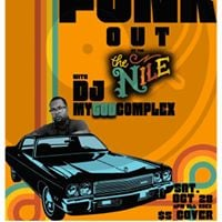 GTFO at The Nile - Get The Funk Out Dance Night